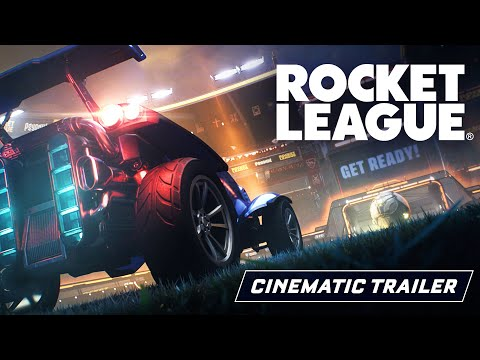 Rocket League® Free To Play Cinematic Trailer
