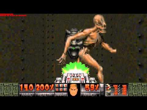 Katamori: Doom 2 - Alien Vendetta végigjátszás, MAP19
