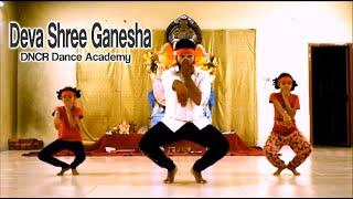 Deva Shree Ganesha song - Dance - choreography bunnymj / DNCR Dance Academy #Agneepath
