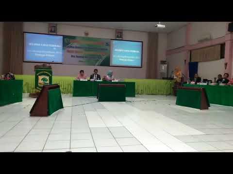 Promosi Doktor Biomedik Fak.Kedokteran Andalas Padang.(6)