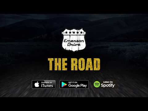 Emerson Drive   The Road  lyric video