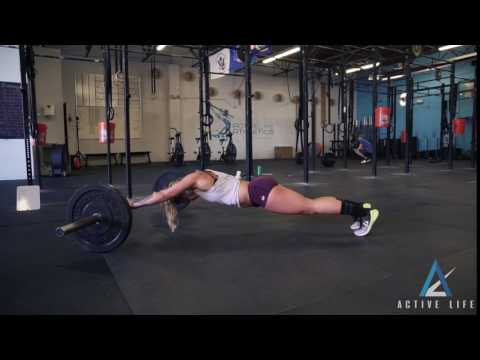 Barbell Rollout Active Life Demo