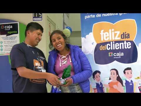 Día Del Cliente En Caja Arequipa - Agencias Juliaca