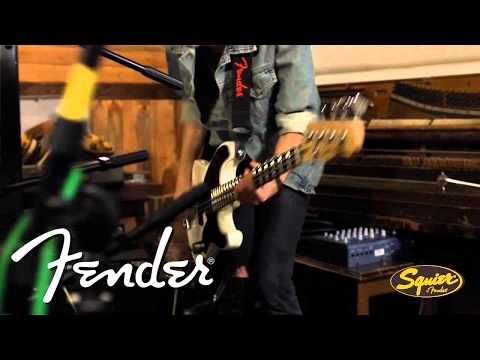 dating squier stratocaster