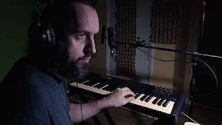 Synthwave Live Jam with SQ8L + DjinnDrum