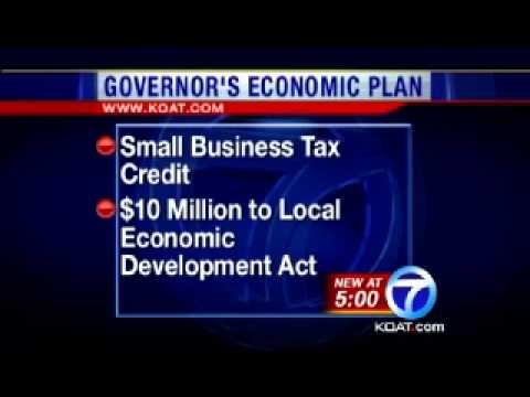 Governor on New Mexico Economic Development