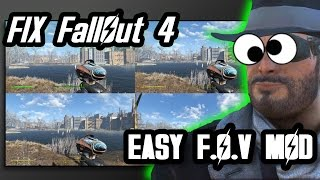 Quick and easy way to fix your FOV in Fallout 4 - Blunty shows you ...