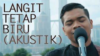 Aizat Amdan - Langit Tetap Biru (Akustik) - Kuala Lumpur Rooftop