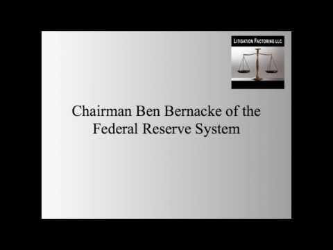 LitigationFactoring.com Bubble Burst video