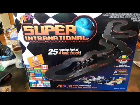 Best slot car sets ? 2018 boys Christmas dream