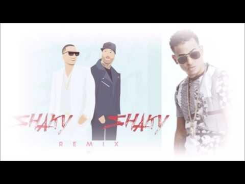 Daddy Yankee Ft. Nicky Jam Y Plan B - Shaky Shaky (Remix)