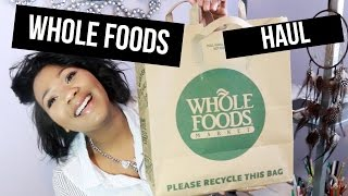 Whole Foods Market Beauty Haul | Natural & Cruelty Free!