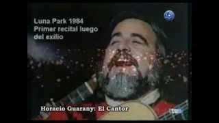 horacio guarany homenaje compilado exitos en videos originales