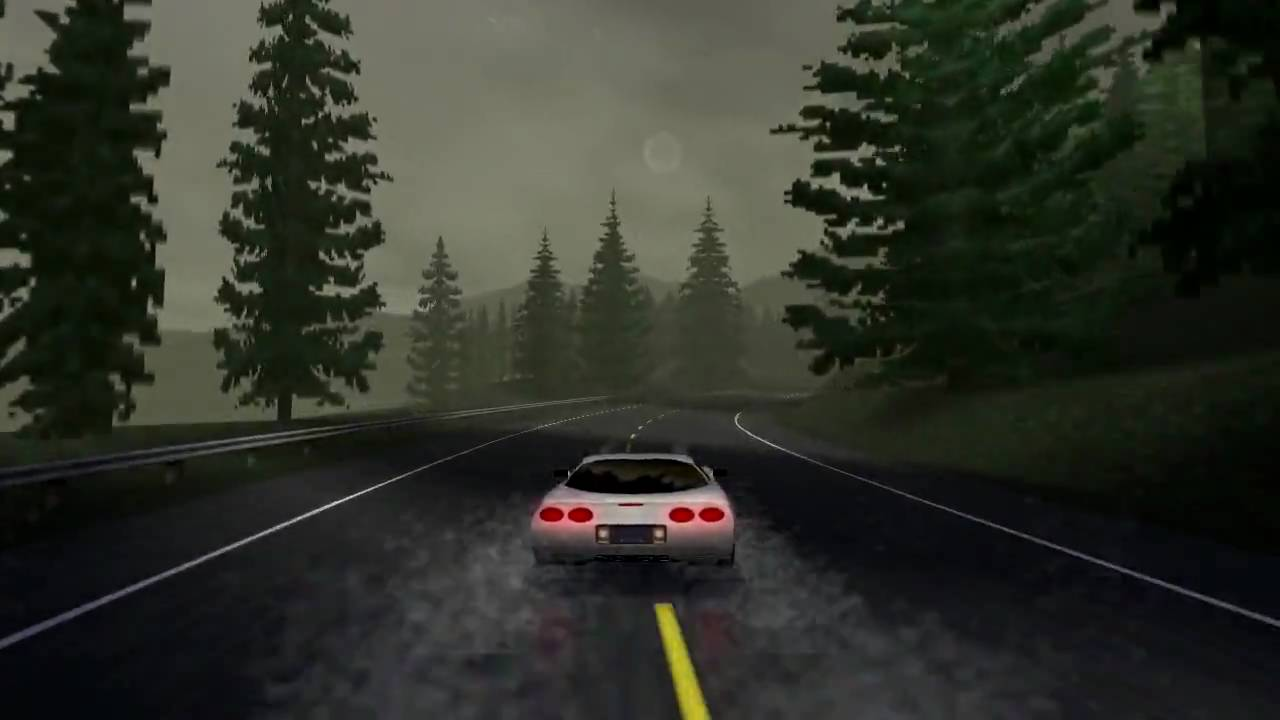 """Need For Speed 3 Hot Pursuit - """"Rocky Pass"""" (1998) - YouTube"""
