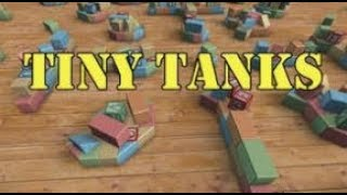 Tiny Tanks is of course quite fun! | ROBLOX