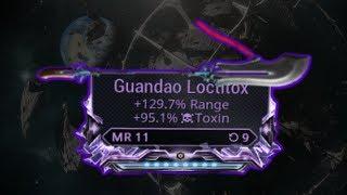 Warframe - Guandao Loctitox - What ...