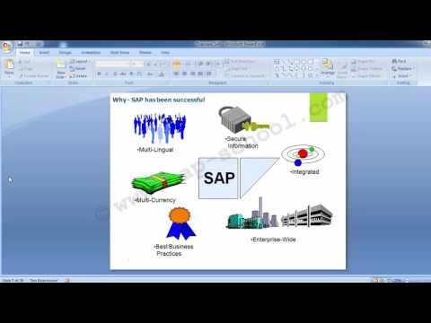Basics of SAP ERP, SAP Netweaver