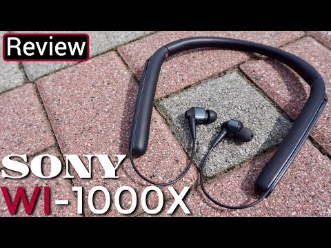 Sony WI-1000x Review - The 1000xm2 Little Brother