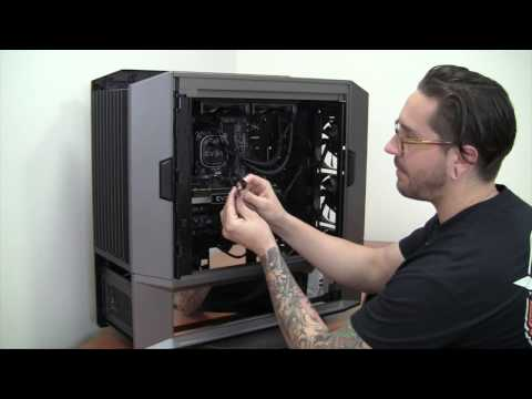EVGA Closed Loop CPU Cooler (CLC) Installation and Overview