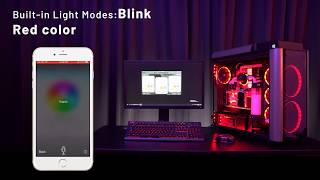 TT RGB PLUS Ecosystem- AI Voice Control