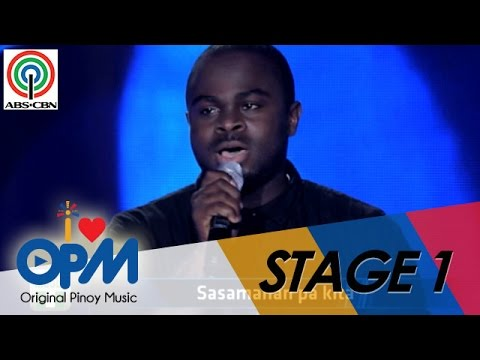 I Love OPM: Moses Akoh - Kahit Kailan By South Border