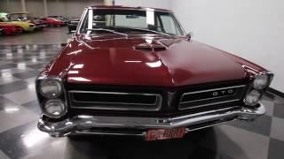 3512 CHA 1965 Pontiac GTO
