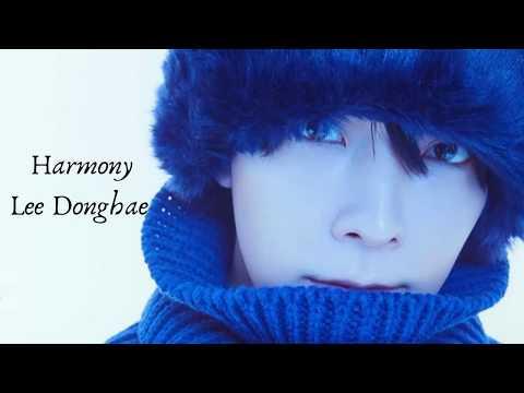 DONGHAE 동해- HARMONY (Feat. BewhY) Lyrics Eng Sub #SuperJunior #Timeless #LeeDonghae