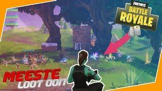 MEESTE LOOT OOIT! | Fortnite Battle Royale (Nederlands/NL)