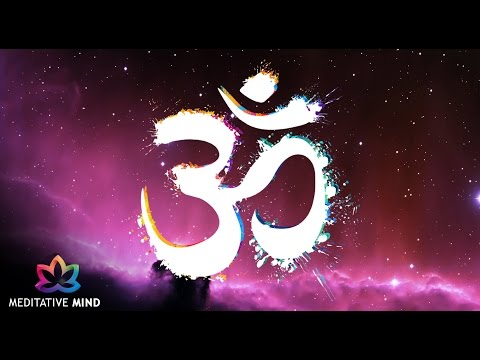OM Mantra Meditation ❯ 8 Hours of Powerful Positive Energy Chants