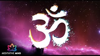 OM Mantra Meditation  8 Hours of Powerful Positive Energy Chants