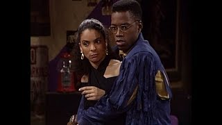A Different World: 5x06 - Lena develops a crush on Dwayne