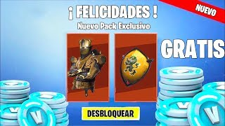FORTNITE REGALE 1 FREE LEGENDARY SKIN if you do this (PS4,XBOX ONE,PC) FORTNITE BATTLE ROYALE 😱🎁
