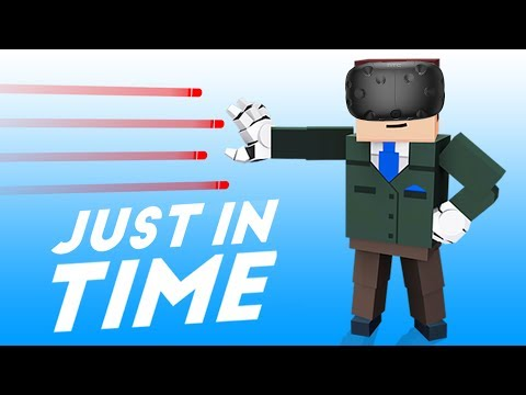 Thumbnail: Saving Lives in Slow Motion! - Just In Time Incorporated Gameplay - VR HTC Vive