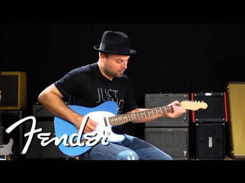 Fender Acoustasonic Amp Demo | Fender from YouTube · Duration:  6 minutes 34 seconds
