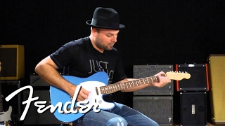 Guthrie Trapp Demos the Fender Vibro-King