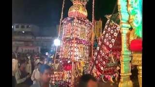 Telangana Bonalu Grand Celebrations 2016