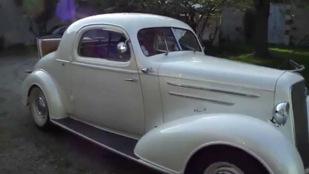 CHEVY 1935 MASTER DE LUXE (restorod)