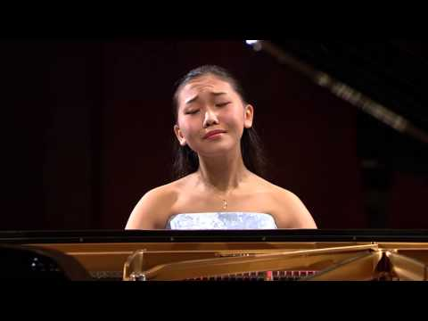 Aimi Kobayashi – Ballade in G minor, Op. 23 (second stage)