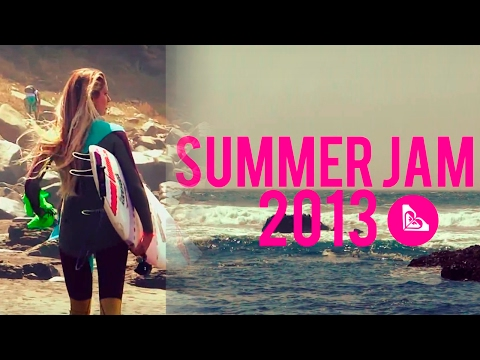 Gas Media: Roxy Surf 2013 - Punta de Lobos; Rock me out - Rhianna