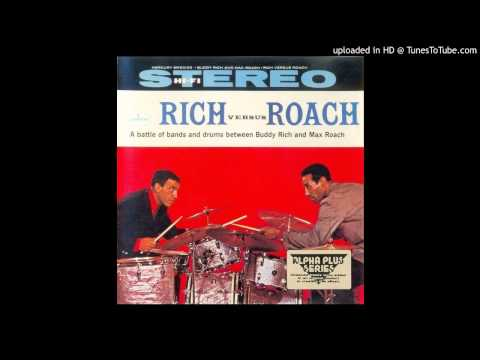 05- Buddy Rich Versus Max Roach - Yesterdays.