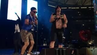 TOP LIVE ACT Ole auf SCHALKE 2016  Huh Johnny Däpp  Ikke Hüftgold  Lorenz Büffel  Schalke Ole