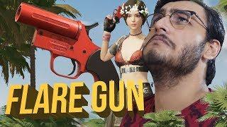 PUBG MOBILE: LETS FIND FLARE GUN!