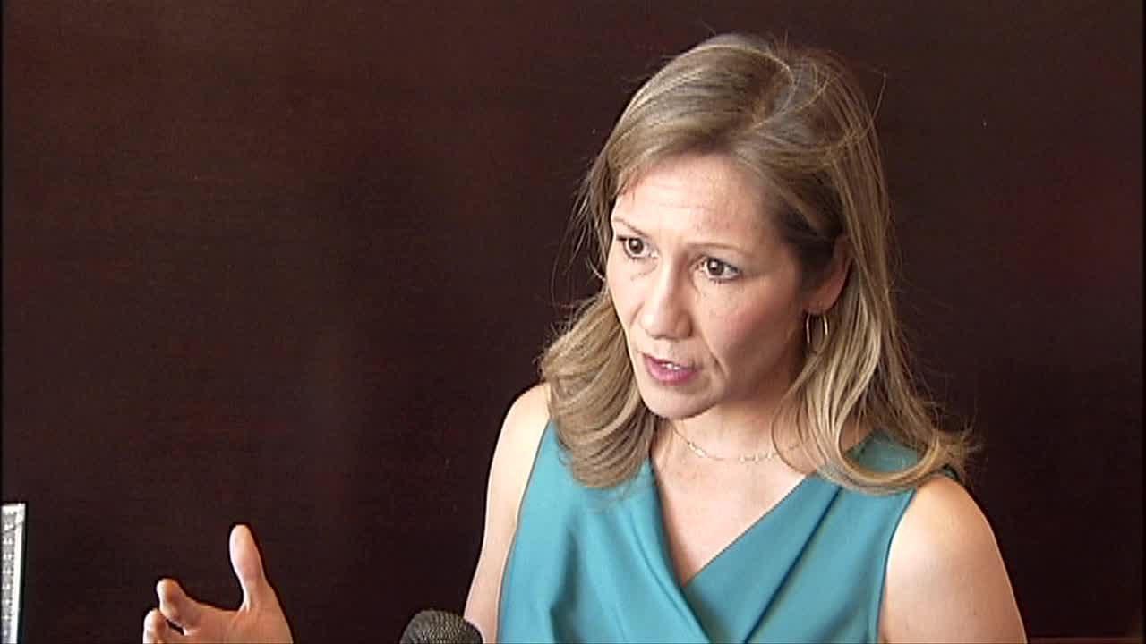 Amanda Renteria discusses campaign for Congress - YouTube