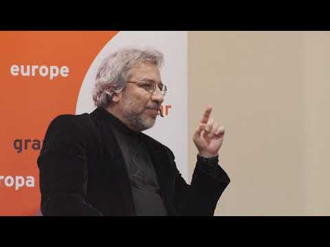 Can Dündar - Censorship and Freedom of Opinion - 21 March 2018