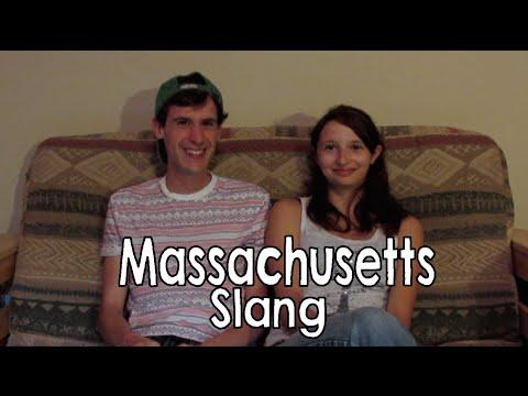 Massachusetts Slang