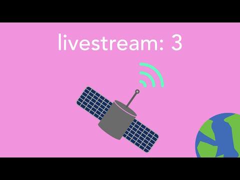 livestream: 3