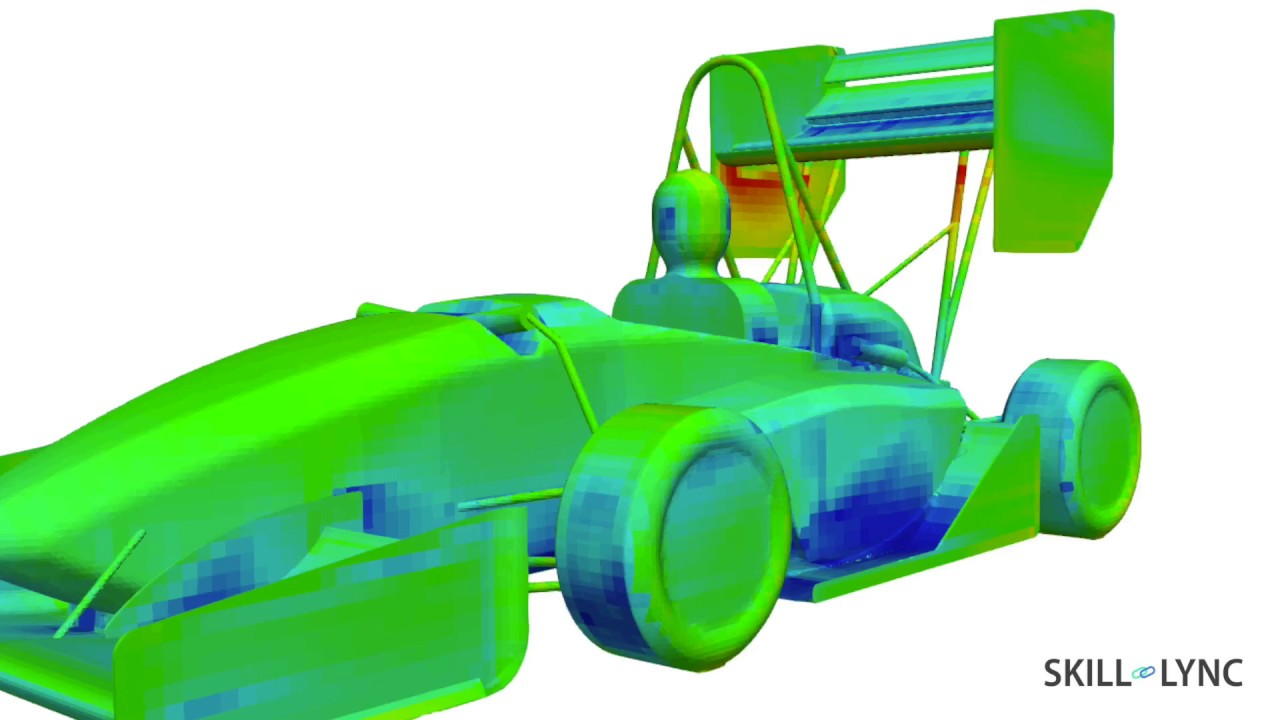 Advanced Aerodynamics Course from Skill Lync