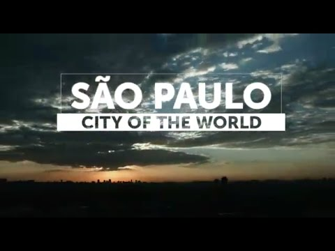 São Paulo City of the World