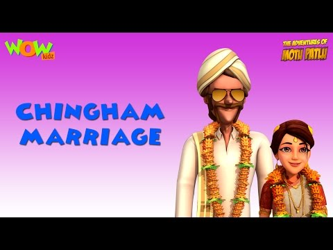 Motu Patlu Vacation Special - Chingam Marriage - As seen on Nickelodeon thumbnail