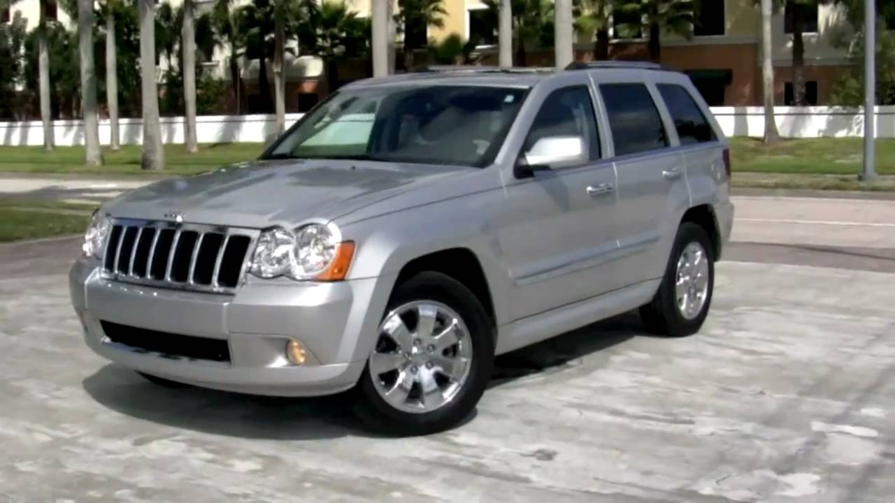2010 Jeep Grand Cherokee 4X4 Limited   YouTube
